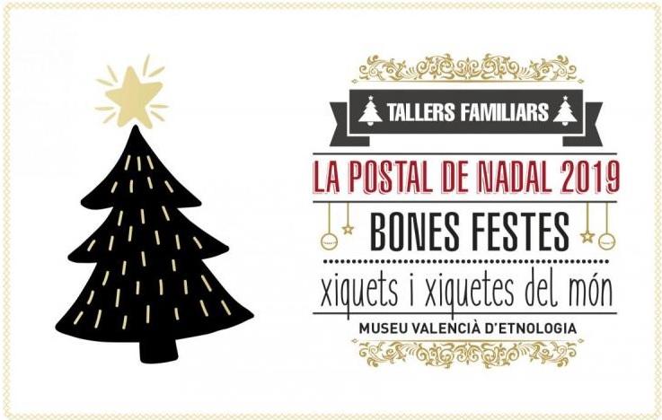 Taller de Postals Nadal 26-12-19